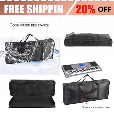 61 Keys Universal Keyboard Bag Backpack Oxford Waterproof Electronic Organ Bag O