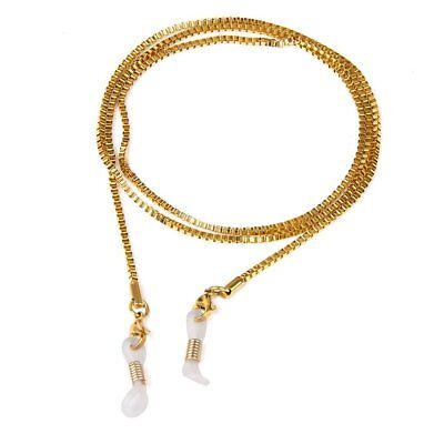 20x(glasses Chain cord - Gold R0O8