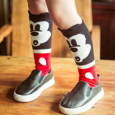 Baby Toddler Funky Socks - Vintage Mickey