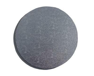"Silver Round 12"" MDF Cake Board - cake decorating"