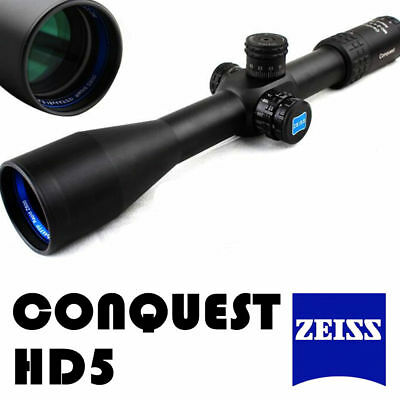 Carl Zeiss Rifle scope 5-25x50 Mildot Long Range 30mm quick release scope mount