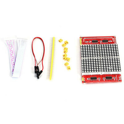 20x(16x16 LED Dot Matrix Module LED Display For Arduino 51 Compatible 12864 LCD