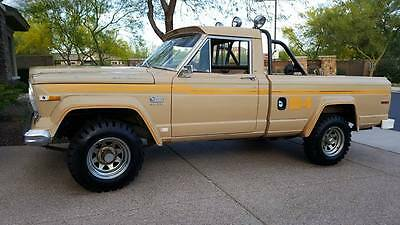 1978 Jeep Other 10-4 Trim Package 1978 Jeep J10 10-4 *RARE JEEP TRUCK*