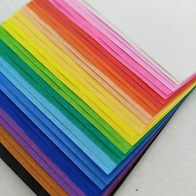 15pcs, Choose 1 Colour, Solid Colour Square Origami Paper, 7.5cm x 7.5cm