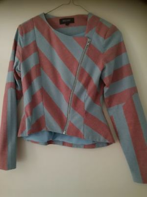 Oxford Blazer Jacket Size 6 (also selling matching skirt) worn once