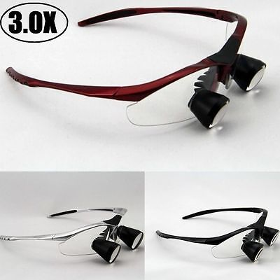 672f81d5f249 High End 3.0X Dental Loupes Binocular Medical Loupe Surgical Magnifier  Glass TTL