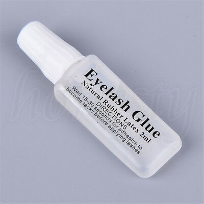 1pc 2 ml Eyelash Glue for BJD DD Eyelash Dollfie Cosmetic Epoxy Glass Eyes New