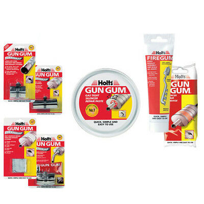 Holts Gun Gum Flexiwrap Many Type of Kits