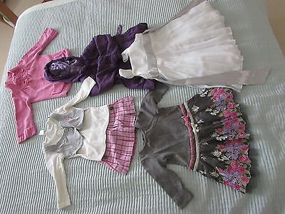 Girl Clothes (size 1 and size 2)