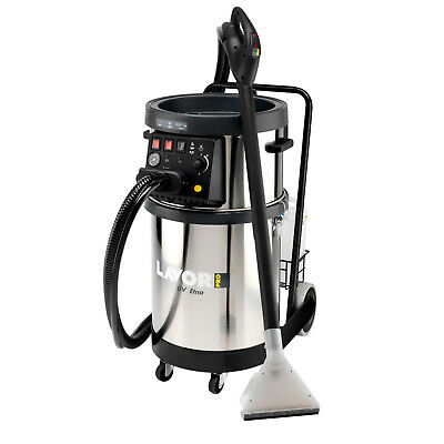 £23/WEEK on LEASE Lavor GV Etna 4000 Foam Vacuum Dry Steam Generator Cleaner