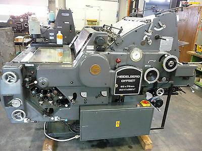 Offsetdruckmaschine HEIDELBERG KORS  | Offset printing press | printing machine