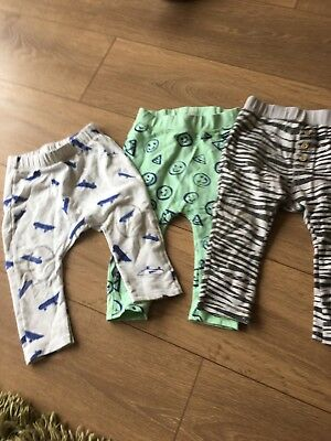 Zara Boys Leggings 12-18 Months