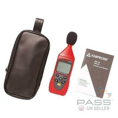 NEW Genuine Amprobe SM-10 Type 2 Sound Meter / UK Seller