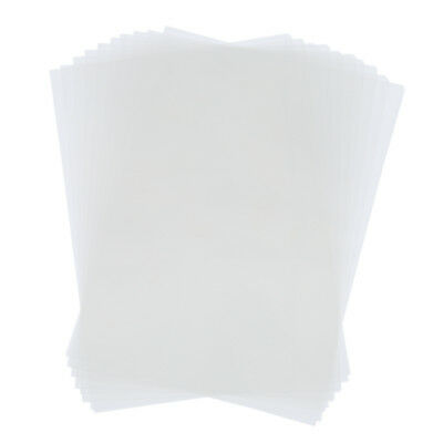 10PCS A4 jet & Laser Printing Transparency Film Photographic For DIY PCB F6