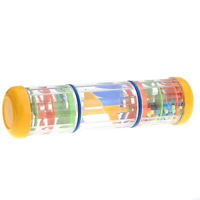 """8"""" Rainmaker Rain Stick Musical Toy for Toddler Kids Games KTV Party F6"""