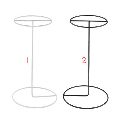 1x Standing Hat Rack Freestand Modern Design Cap Stand Holder Display Metal