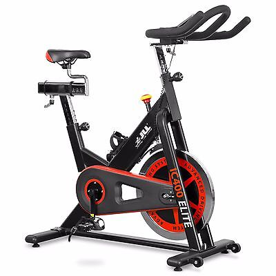 JLL® IC400 ELITE Indoor Cycling™ Exercise Bike Cardio spin Class Workout Machine