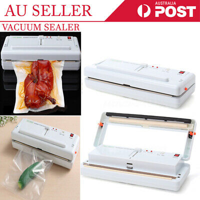 DZ-300A Electric Vacuum Sealer Home Automatic Storage Food Packing Bag Machine