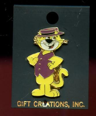 Top Cat  Hanna Barbera  pin vintage new on card gift  creations
