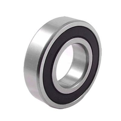 5x(6206-2RS Deep Groove Sealed Ball Bearing 30mm x 62mm x 16mm W6T4