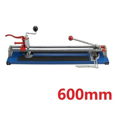 600mm Tile Cutter Shaper Kit Heavy Duty Manual Professional Ceramic Cut Tool UK