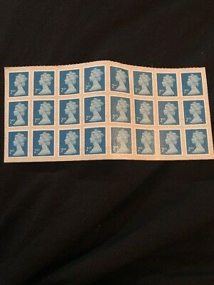 2nd Class Stamps X 24 Royal Mail