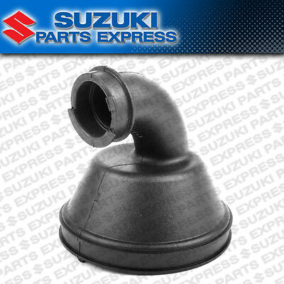 New Suzuki Quadsport Lt 80 Lt80 Oem Air Cleaner Rubber Intake Boot 13881-40B00