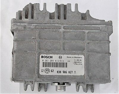 VW Golf 3 Variant Vento Motor-Steuergerät 030906027T AEX  60 PS 04.1997