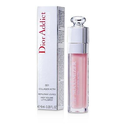 Christian Dior Lip Maximizer (Collagen Activ) Full Size/New In Box! RRP $50