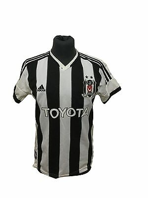 Besiktas Toyota Adidas Football Shirt Maillot Trikot Fussball Turkey Young Size