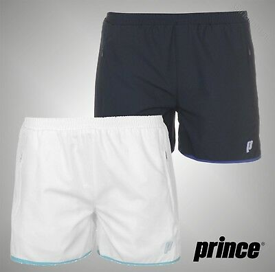 Ladies Branded Prince Sports Tennis Training Wicking Shorts Bottoms Size 8-16