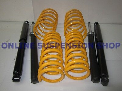 Suits Statesman VQ KING Spring FORMULA Lowered Suspension Package