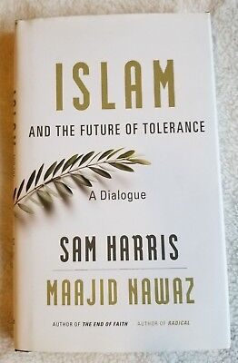 Islam and the Future of Tolerance: A Dialogue (Hardcover) Sam Harris