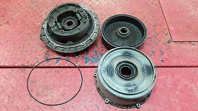 Honda Trx 350 Four Trax 4X4 Atv - Rear Brake Assy / Panel + More # 43100-Ha7-670