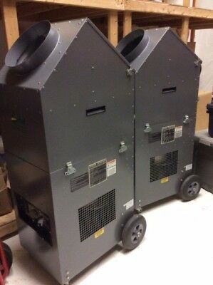 Nikro Upright Air Scrubber UA 2005