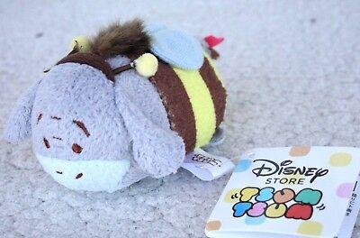 Authentic Disney TSUM TSUM. EAYORE BEE (WINNIE POOH DONKEY). RARE, NEW w TAGS!