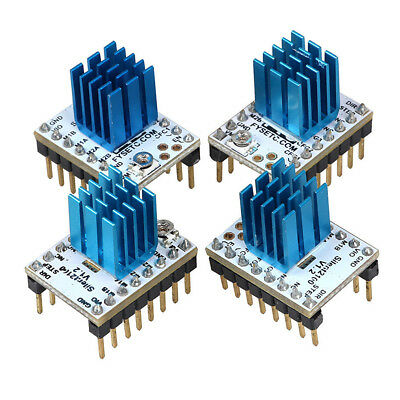 50x(3D Printer Motor Drive for Anycubic TMC2100 Stepper Motor Driver with f T8T7