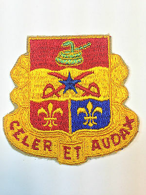 US 6th Field Artillery Battalion PATCH (Issued)