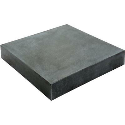 """G9653 Grizzly 18"""" x 18"""" x 3"""" Granite Surface Plate, No Ledge"""