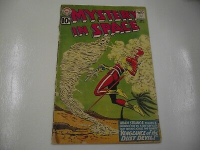 silver age Mystery in Space #70