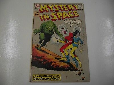 silver age Mystery in Space #66