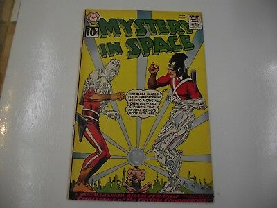 silver age Mystery in Space #71