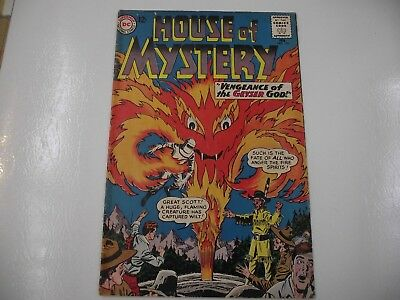silver age House of Mystery #131