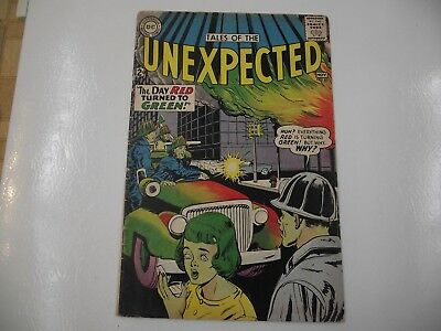 silver age Tales of the Unexpected #85