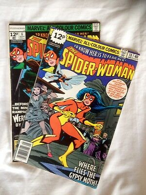 Marvel Comics The Spider Woman