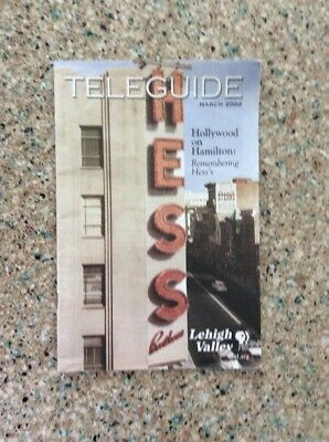 Hess Brothers WLVT.org Teleguide March 2002