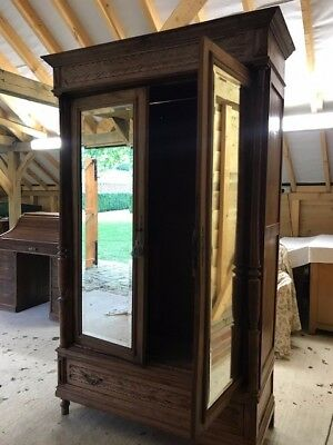 Stunning French Amoire Wardrobe - no reserve