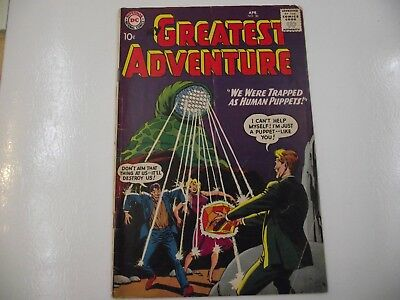 silver age My Greatest Adventure #30