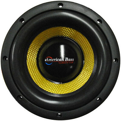 AMERICAN BASS VFL-8D4 American Bass 8 Competition Woofer 800W max 4 Ohm DVC