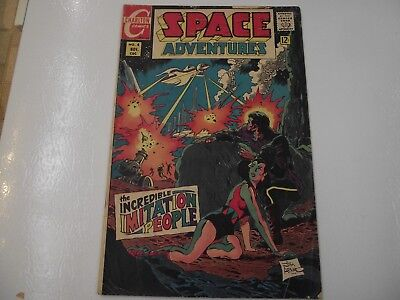 silver age Space Adventures #4